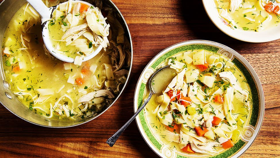 10 Sizzling Soups To Keep You Warm This Winter