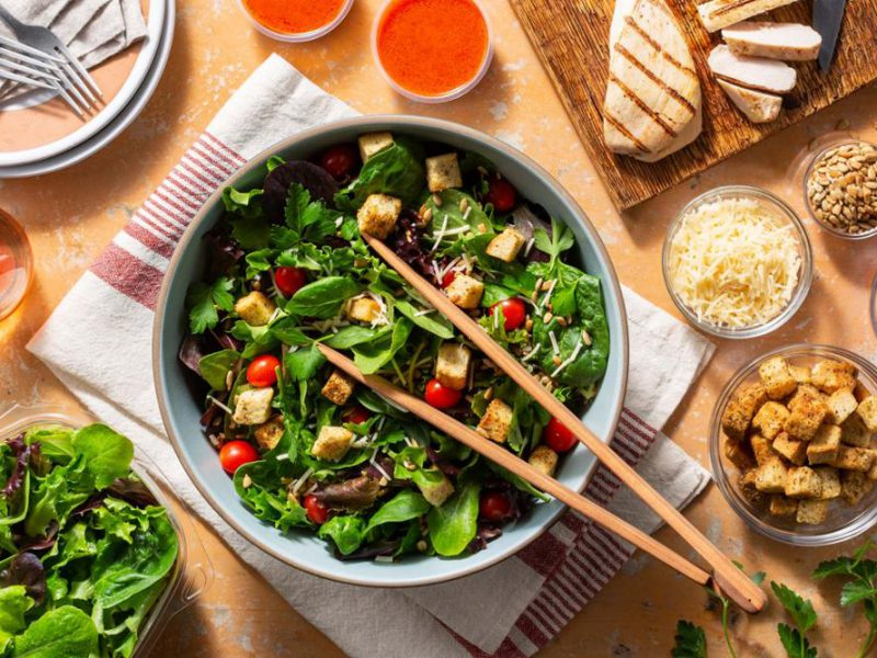 Quick and Healthy Salad Recipes